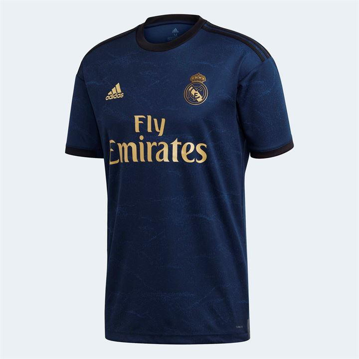 tailandia camiseta segunda Real Madrid 2020
